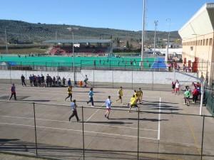 Clausura EEDDMM @ Polideportivo