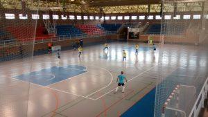 CD Armisa Atlético Santa Ana - Depor Jaén FS (Juvenil Masculino) @ Polideportivo Municipal | Alcalá la Real | Andalucía | España