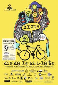 XXXIV Día de la bicicleta @ PLAZA DEL AYUNTAMIENTO | Alcalá la Real, Jaén | Andalucía | España