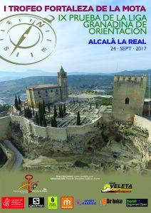 TROFEO DE ORIENTACION FORTALEZA DE LA MOTA @ PLAZA DEL AYUNTAMIENTO | Alcalá la Real, Jaén | Andalucía | España